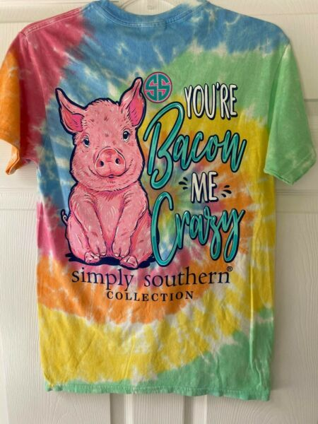 Simply Southern Bacon Me Crazy  NWT $19.99