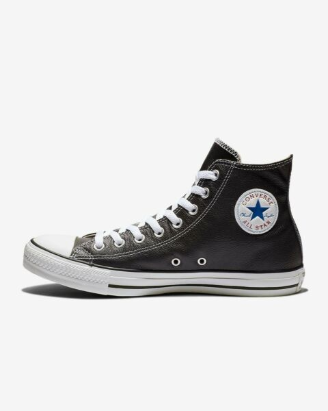 Converse Chuck Taylor HI Men's Shoe Black All Star High Top Sneaker size 13