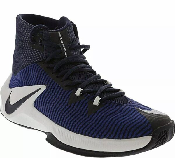 Nike Men's Zoom Clear Out TB Basketball Shoes Sz. 7.5 NEW 84432-445
