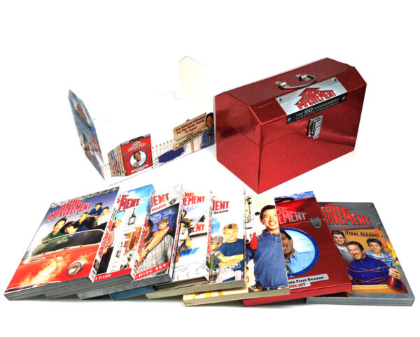 Home Improvement 20th Anniversary Complete Series Collection DVD (25 disc-Set)