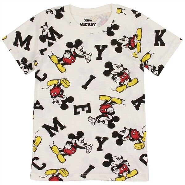 Disney Junior Mickey  Mouse Unisex Toddler T-Shirt 2T3T or 4T