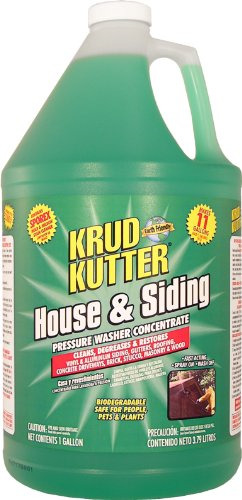 Krud Kutter HS01 Green Pressure Washer Concentrate House and Siding Cleaner with