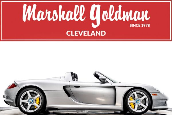 2005 Porsche Carrera GT  2005 Porsche Carrera GT  2D Coupe 5.7L DOHC V10 6-Speed Manual