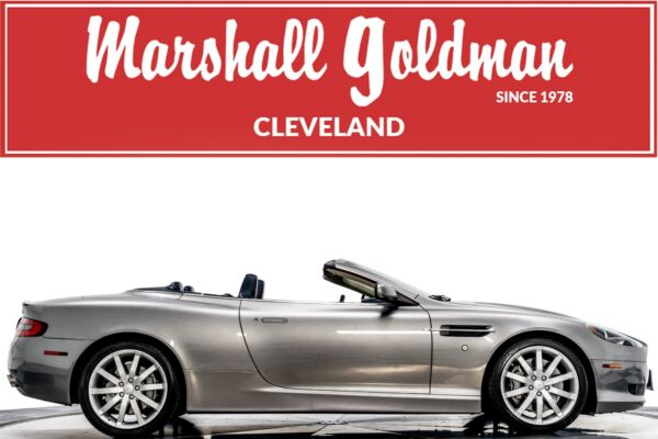 2006 Aston Martin DB9 Volante 2006 Aston Martin DB9 Volante 2D Convertible 6.0L V12 DOHC 6-Speed Automatic