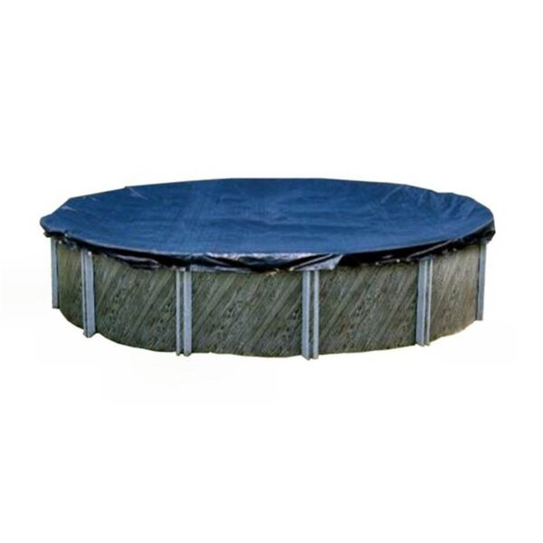 Swimline PCO821 18#x27; Round Above Ground Winter Swimming Cover Pool Cover Only