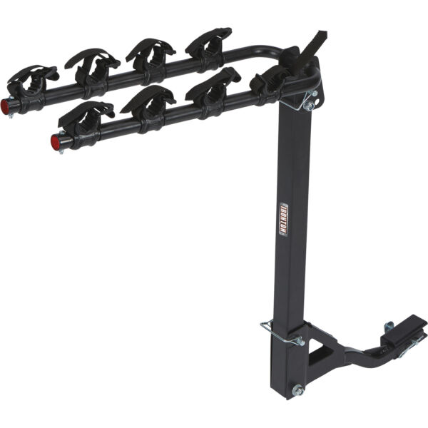 Ironton Hitch Mounted 4 Bike Rack $89.99