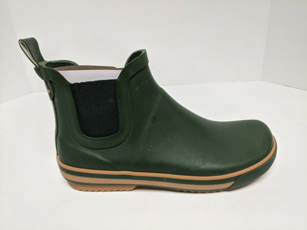 Rocket Dog Rainbow Rain Boots Green Women#x27;s 7.5 M $23.66