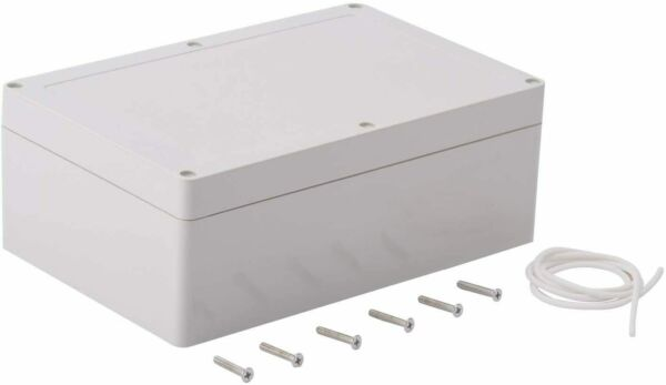 Plastic Junction Box Universal Electric Project Enclosure Case Waterproof ABS