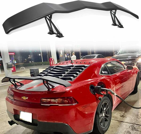 Universal Rear Trunk Wing Spoiler for Ford MustangCamaro amp; Most Hatchback Car $167.99