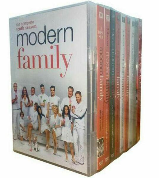 Modern Family The Complete Series DVD Seasons 1 11 34 DVD Disc Set