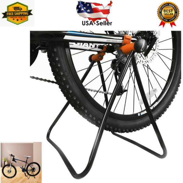 Bicycle StandAdjustable HeightFoldable Mechanic Repair Rack Bike Stand Storage $35.35