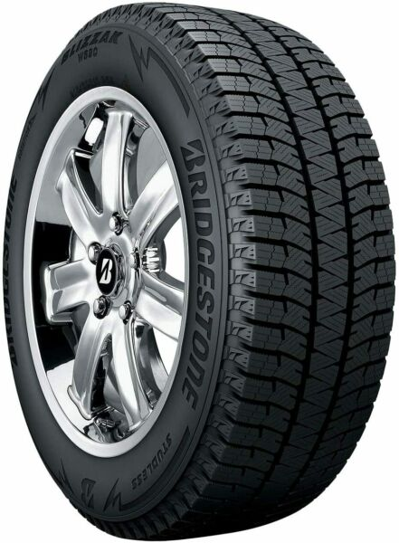 Bridgestone Blizzak WS90 215 45R17 Tire Winter Snow Fuel Efficient