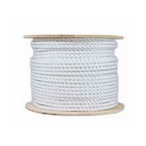 Rope Twisted Cotton Natural 3 8 In. x 300 Ft.