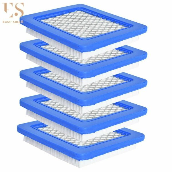 5Pcs Air Filter Lawn Mower Fit for Briggs amp; Stratton 491588 491588S 399959 $8.73