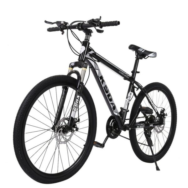 Mountain Bike For Men#x27;s Bicycle 26 Inch Turquoise Adjustable Seat 21 Speeds Ride $177.99