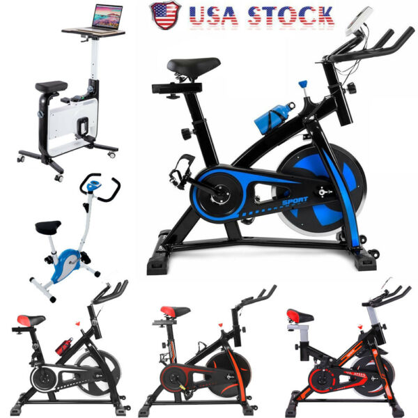 Indoor Bicycle Cycling Fitness Gym Exercise Stationary Bike Cardio Workout Home $172.99