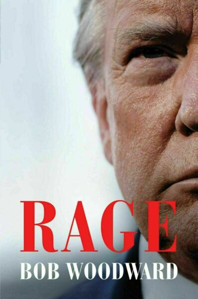 Rage by Bob Woodward Hardcover – September 15 2020