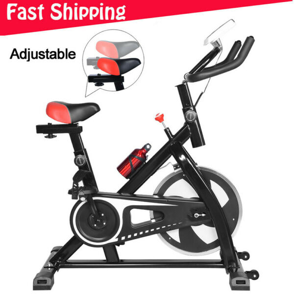 PRO Indoor Exercise Stationary Bike Sport Cycling Cardio Workout Fitness Home $149.99