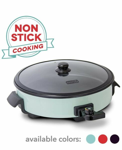 Family Size Rapid Heat Electric Skillet $64.99