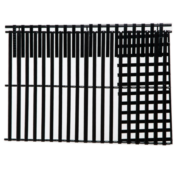 Grillmark 50225A Two Way Adjustable Grate 17quot; x 11.75quot; To 21quot; x 14.5quot;