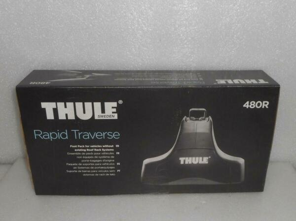 New THULE 480R Rapid Traverse Feet Pack Set Of 4 $130.20