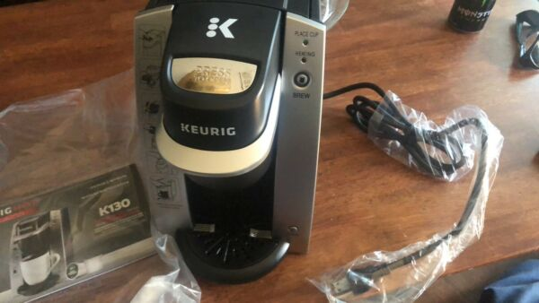 KEURIG K130 Single Cup Commercial Brewing System Brand NEW