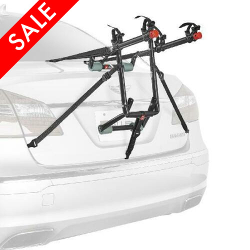 2 Bike Trunk Rack Rear Mount Two Bikes Carrier Car SUV Bicycle Sedans Sturdy NEW $46.99