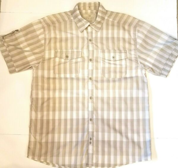 Luxury Large Men#x27;s Shirt by Raider Jeans Company $11.00
