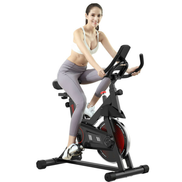 Bicycle Cycling Fitness Gym Exercise Stationary Bike Workout Home Indoor Use $139.99