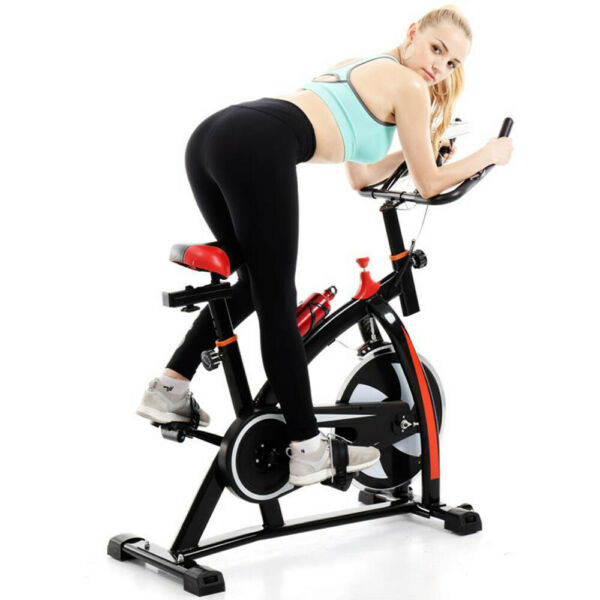 Bicycle Cycling Fitness Gym Exercise Stationary Bike Cardio Workout Home Use $139.99