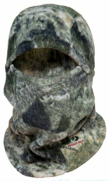 NEW Mossy Oak Mountain Country Fleece Face Mask Hat Hood Neck Gaiter Camo Winter