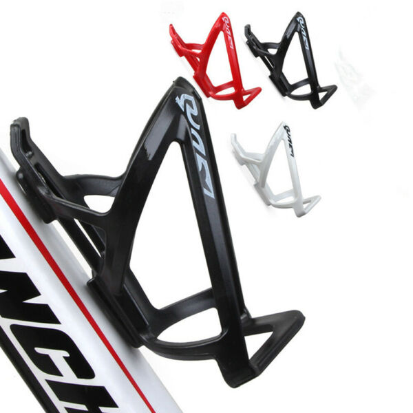 Plastic Bottle Cage Bicycle Accessories Mountain Bike Water Cup Holder $6.59