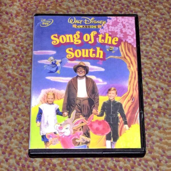 Rare DVD Song Of T South Remastered