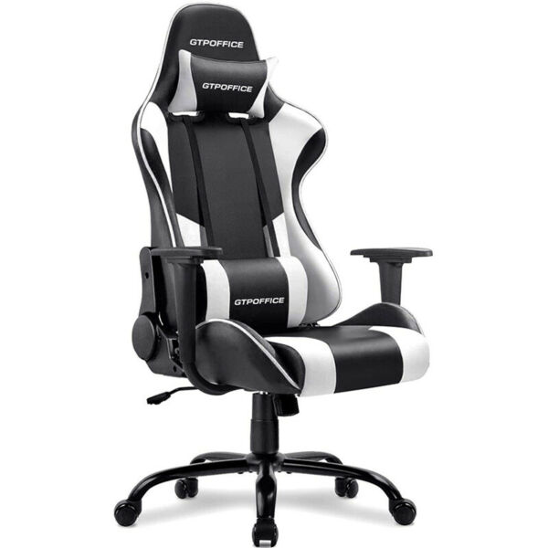 GTPOFFICE Gaming Chair Massage Office Computer Chair for Adult Reclining Chair