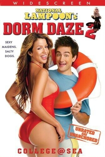 Dorm Daze 2 New DVD Dolby Subtitled Unrated Widescreen