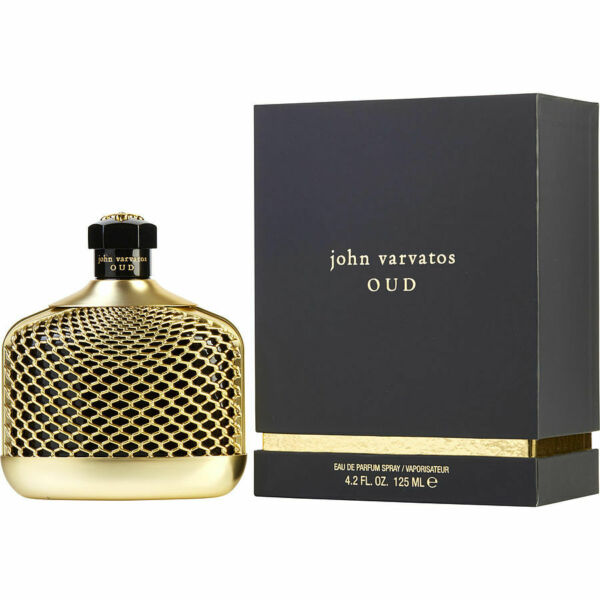 John Varvatos Oud by John Varvatos 4.2 oz EDP Spray for Men NEW in Box
