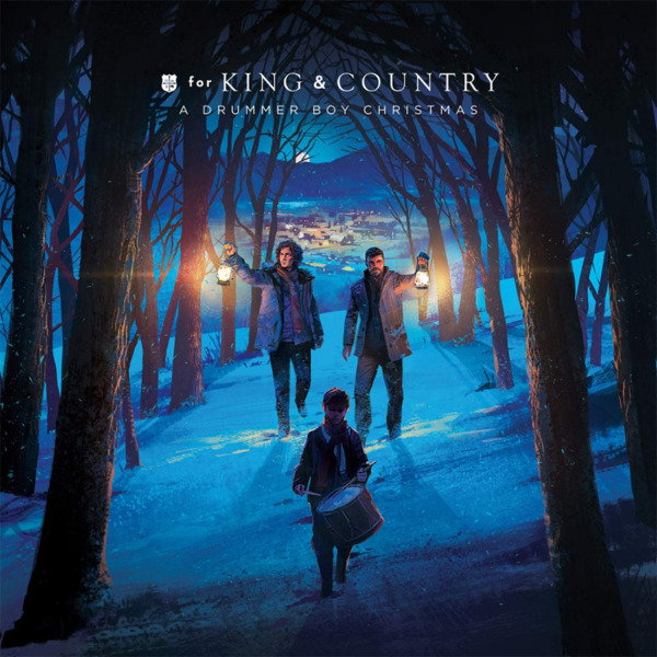 for King amp; Country • A Drummer Boy Christmas CD 2020 Curb Word •• NEW ••