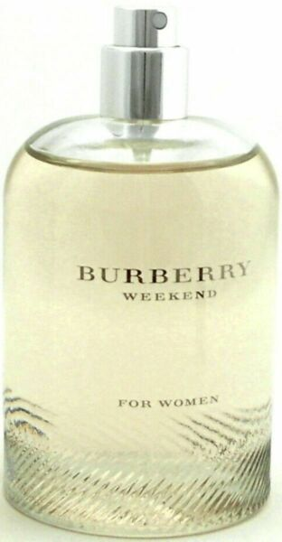 Weekend by Burberry perfume for her EDP 3.3 3.4 oz New Tester $27.93