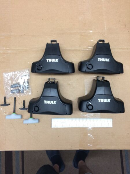 New Thule 480R Rapid Traverse Foot Pack Lock Key Free Priority mail ship $150.00