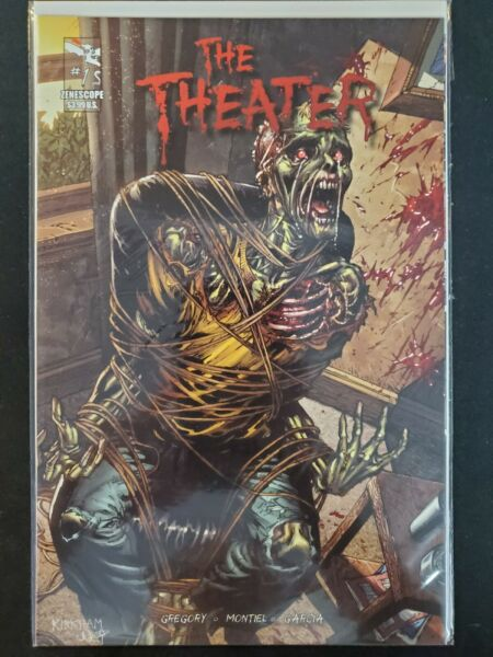 The Theater #1 B Zenescope VF NM Comics Book