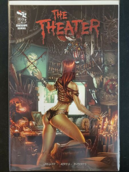 The Theater #2 Zenescope VF NM Comics Book