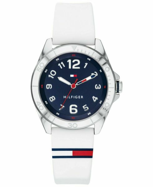 Tommy Hilfiger Silicone Strap Watch 1791600 HOT ITEM $54.99