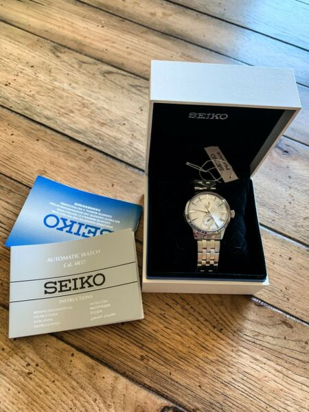 Seiko Persage Automatic Cocktail Time $360.00
