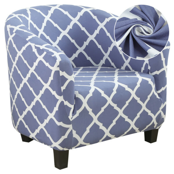 Stretch Tub Chair Cover Sofa Armchair Seat Cover Slipcover Couch Protector # $18.88