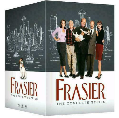 Frasier: The Complete Series DVD Season 1 11 Boxed Set FREE SHIPPING