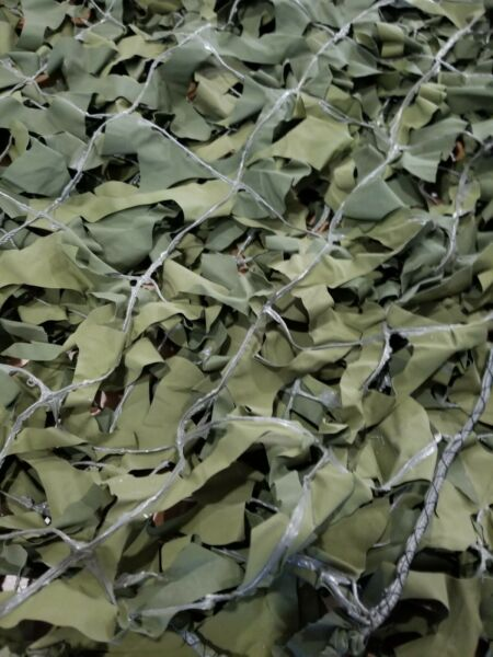 8'x8' Camouflage Netting Military Camo Hunt Cover