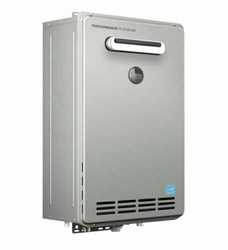 Rheem ECOH200XLN 2 Outdoor 9.5 GPM Natural Gas Tankless Water Heater $720.00