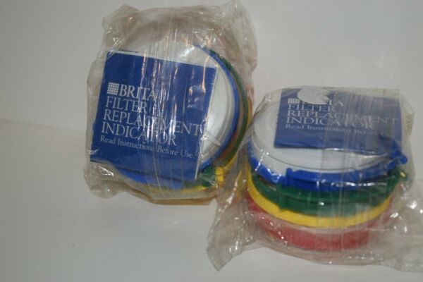 NEW Two Brita Filter Replacement Indicators SEALED