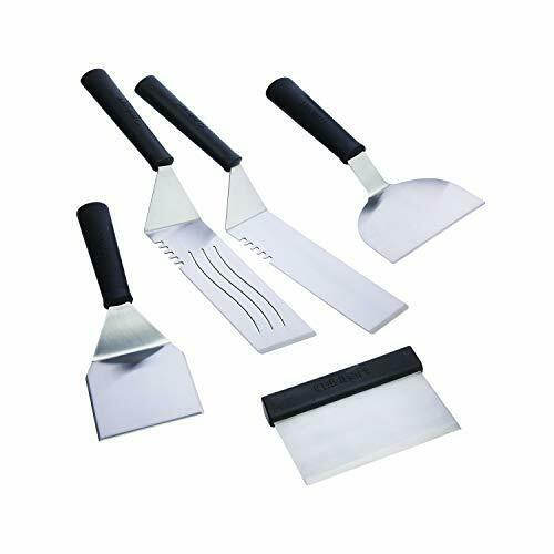 Cuisinart CGS 509 Stainless Steel 5 Piece Griddle Spatula Set 5