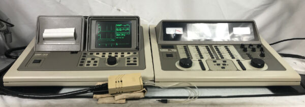 GSI 33 DIagnostic Middle Ear Analyzer With GSI 16 Two Channel Audiometer
